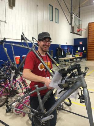 T.A.P. into the BCM's Bike Swap