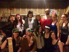 T.A.P. into Superhero Lady Armwrestlers of Portland (SLAP)
