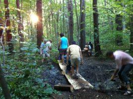 T.A.P. into Portland Trails