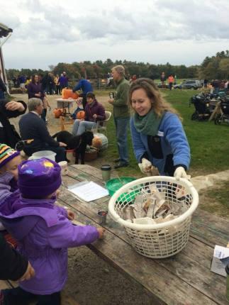 T.A.P. into Wolfe's Neck Farm