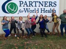 T.A.P. into Partners for World Health