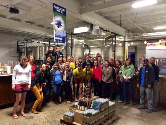Volunteer Appreciation Night at Rising Tide