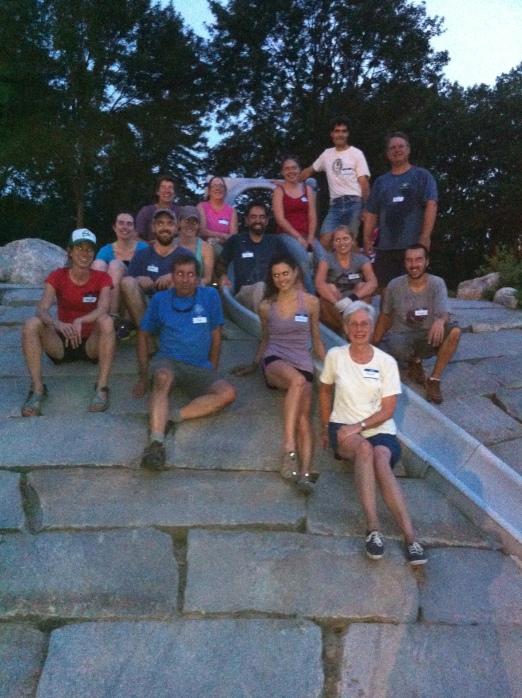 T.A.P. into Friends of Deering Oaks